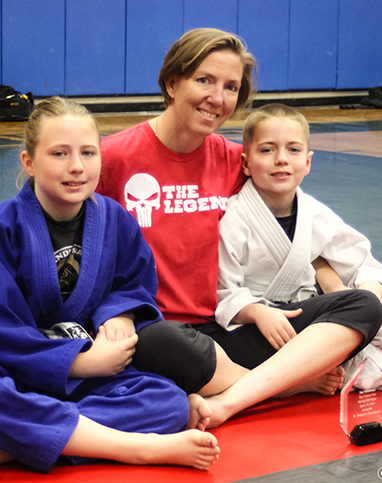 What Inspired One Grappler to Raise more than $7,000 to Fight Cancer