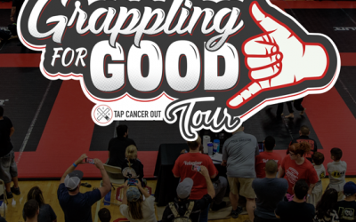 Wrapping Up the Grappling for Good Tour
