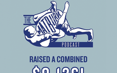Matburn Podcast Listeners Raise $8,000+