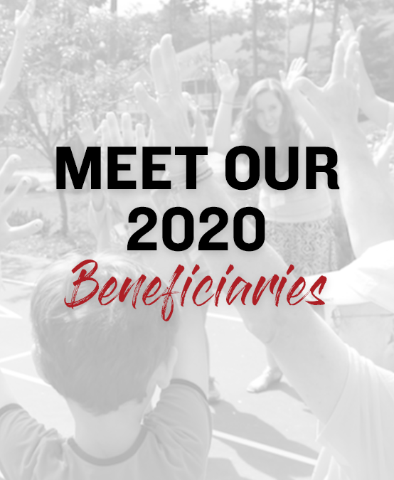 Meet the Tap Cancer Out 2020-2021 Beneficiaries