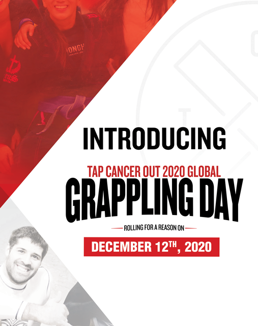 Introducing Global Grappling Day!