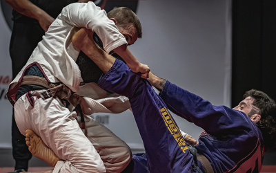 4 Ways to Roll on Global Grappling Day